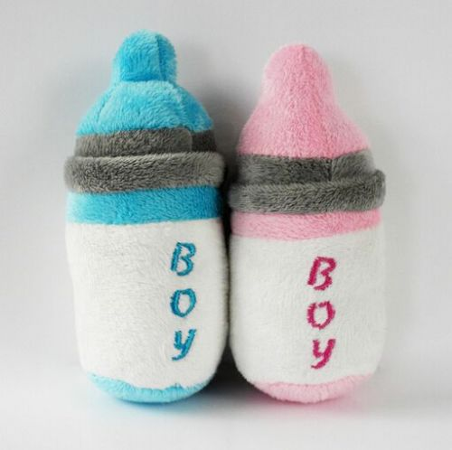 Soft Bottle Boy Toy